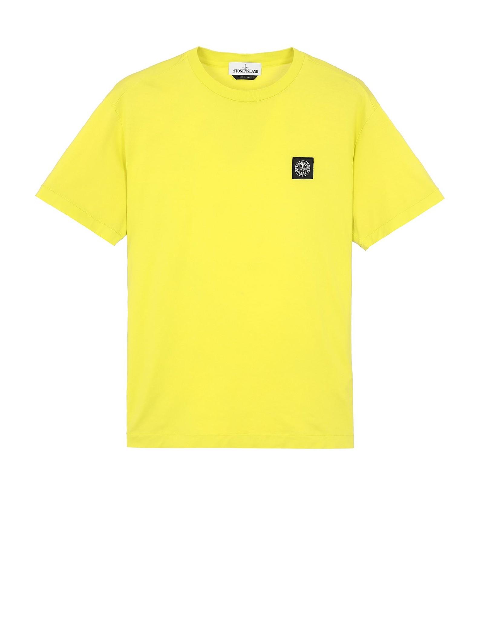 T-shirt girocollo STONE ISLAND   T-shirt   MO741524113V0051