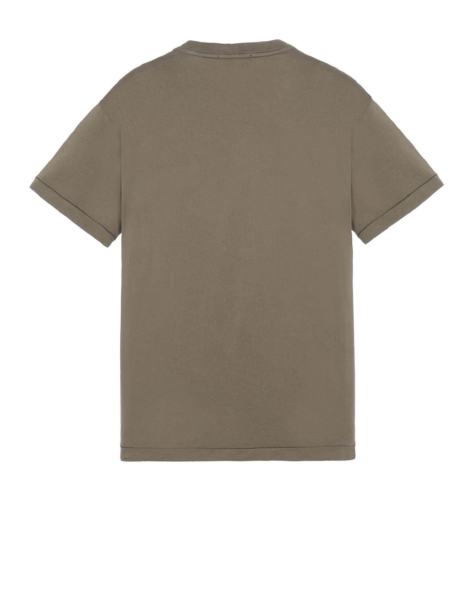 T-shirt girocollo STONE ISLAND   T-shirt   MO741524113V0058