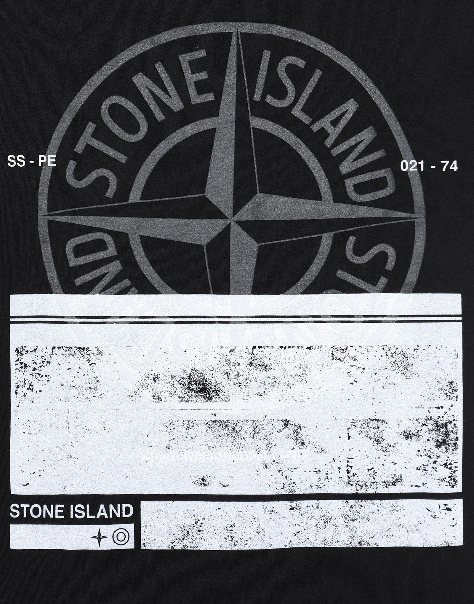 T-shirt girocollo STONE ISLAND   T-shirt   MO74152NS65V0029