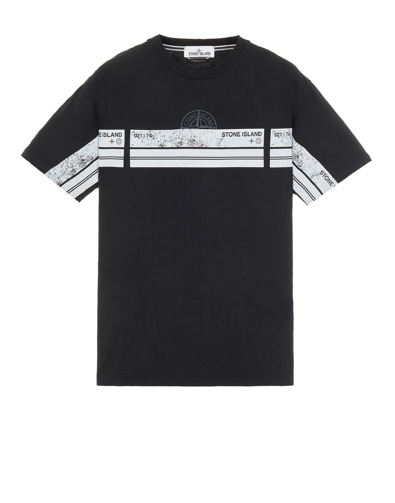 STONE ISLAND   T-shirt   MO74152NS74V0029