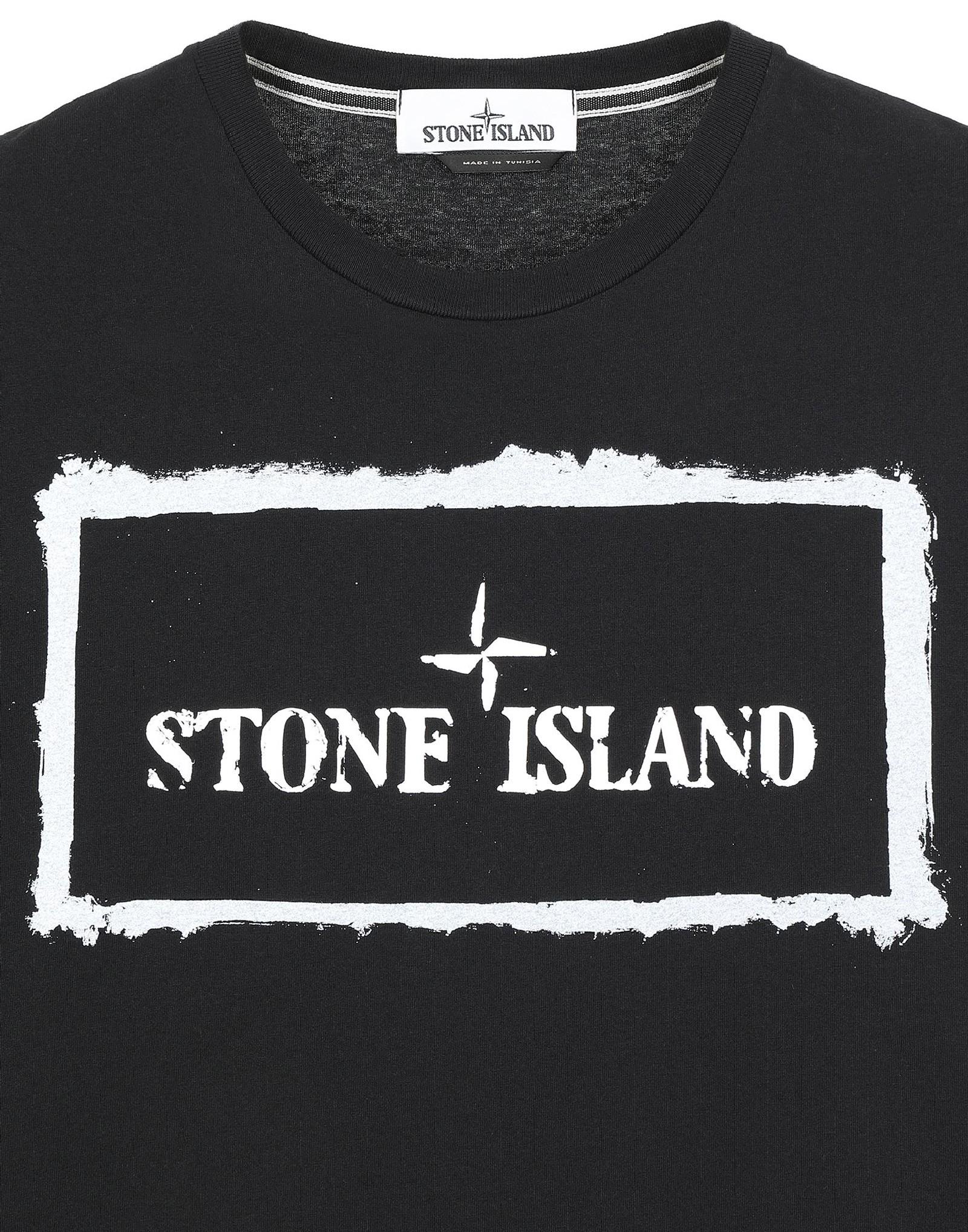 T-shirt girocollo STONE ISLAND | T-shirt | MO74152NS80V0029