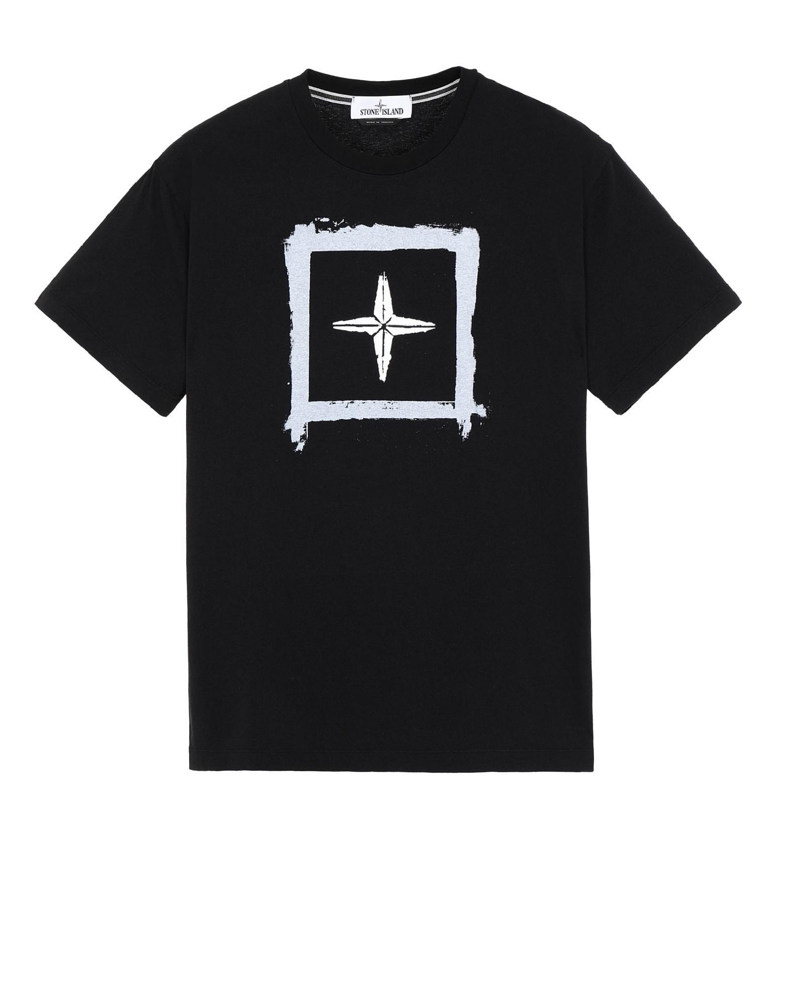 T-shirt girocollo STONE ISLAND | T-shirt | MO74152NS81V0029