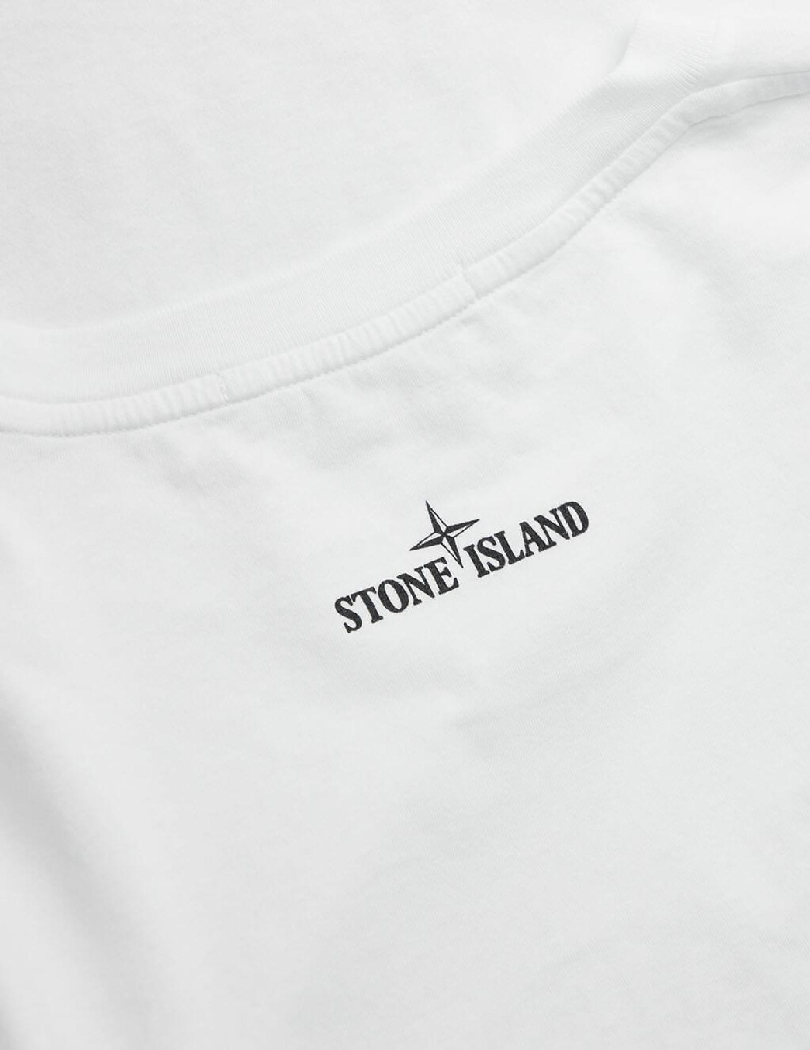 T-shirt girocollo STONE ISLAND   T-shirt   MO74152NS83V0001