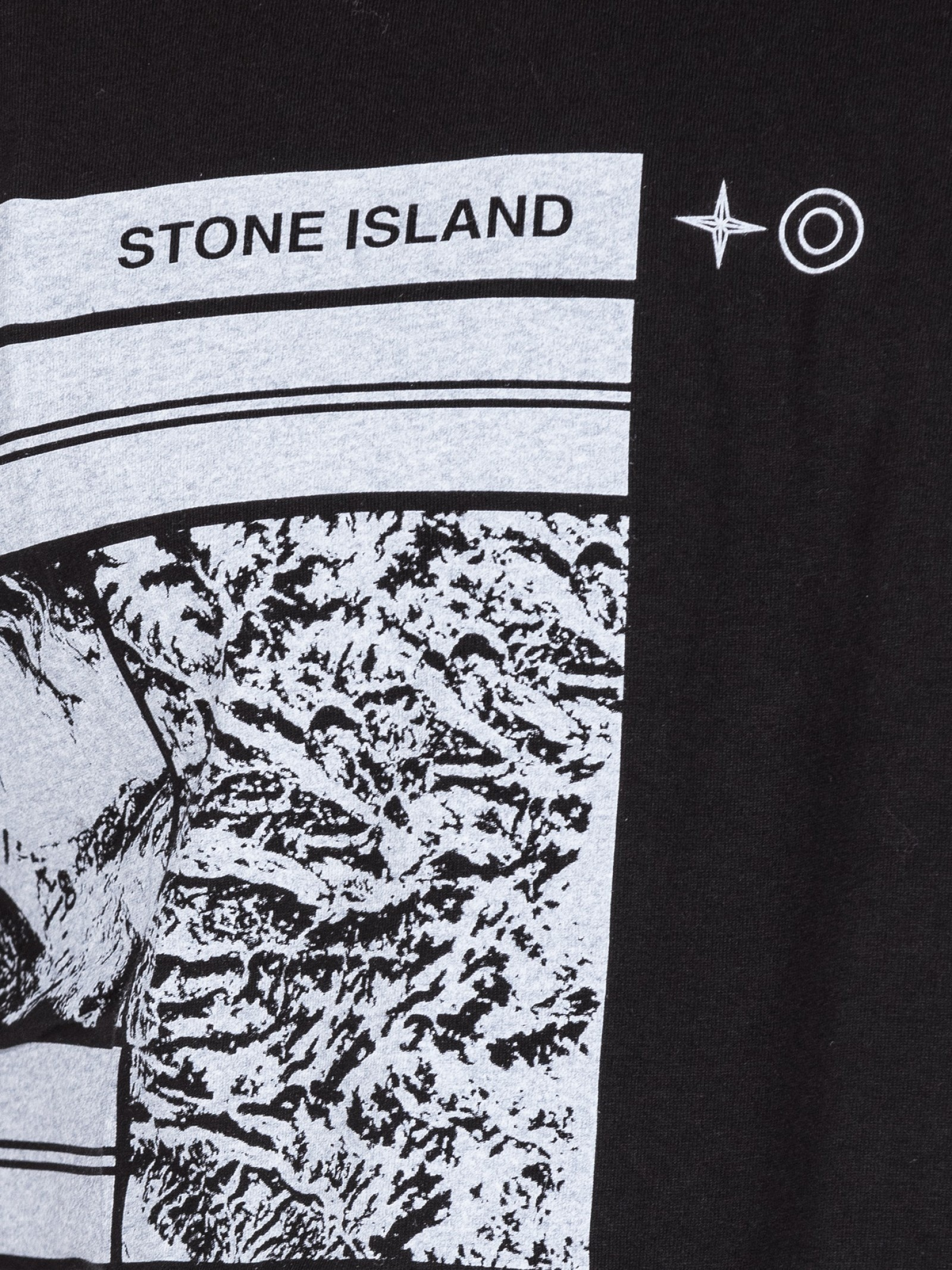 T-shirt girocollo STONE ISLAND   T-shirt   MO74152NS87V0029