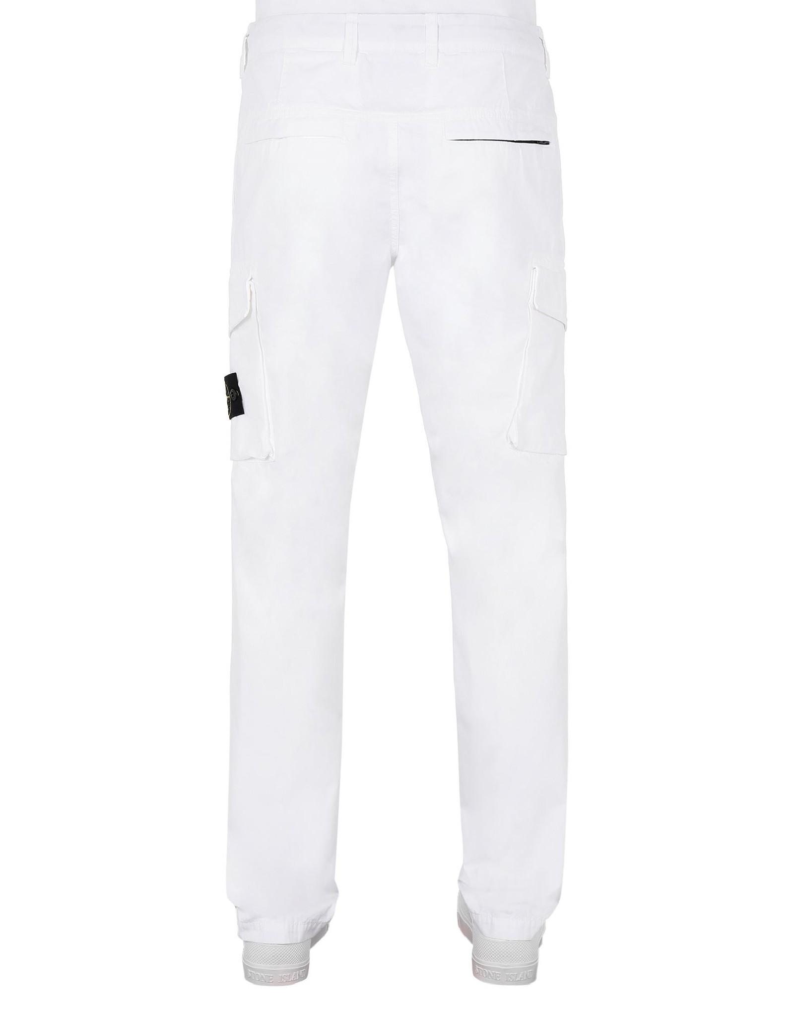 Pantaloni cargo STONE ISLAND   Pantalone   MO7415318WAV0001