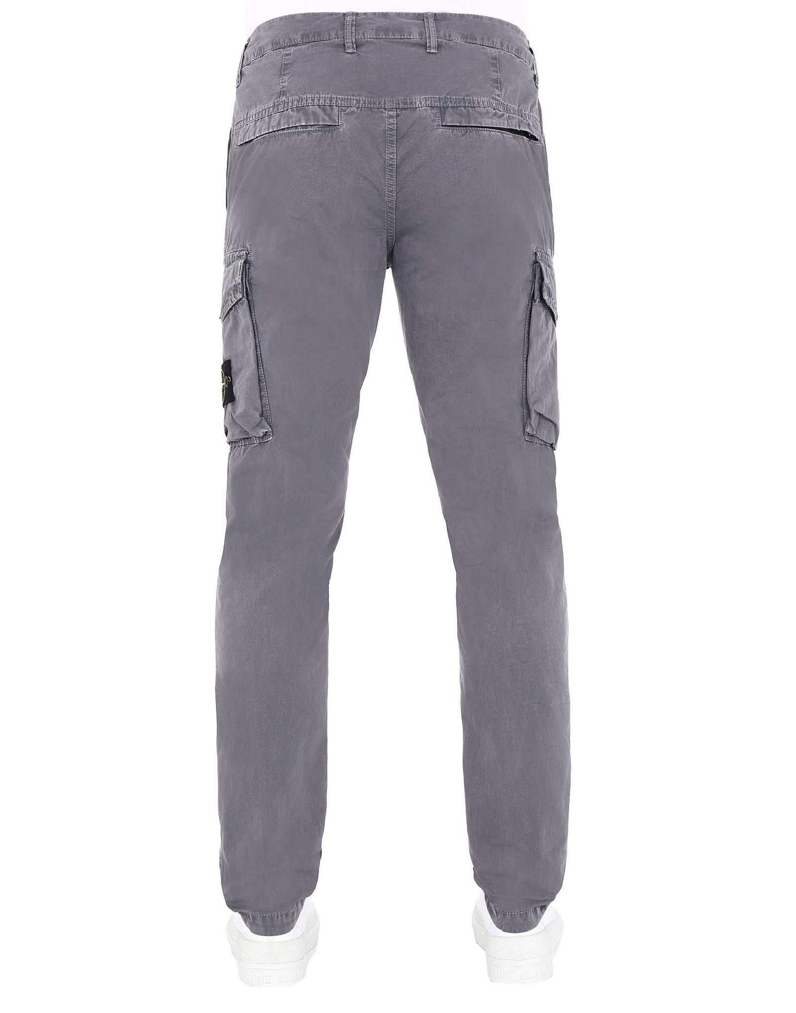 Pantaloni cargo STONE ISLAND | Pantalone | MO7415318WAV0163