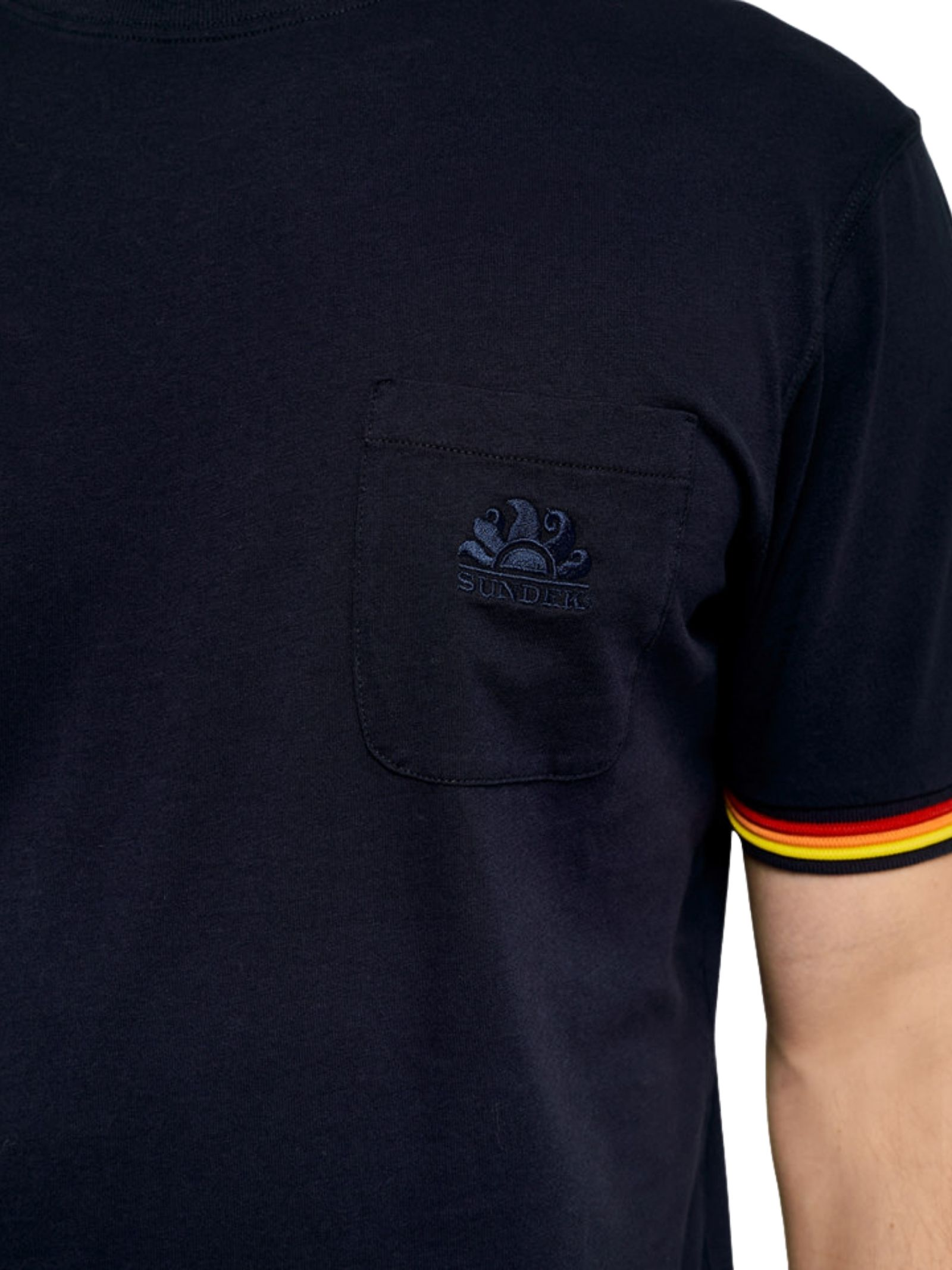 SUNDEK | T-shirt | M775TEJ7800613