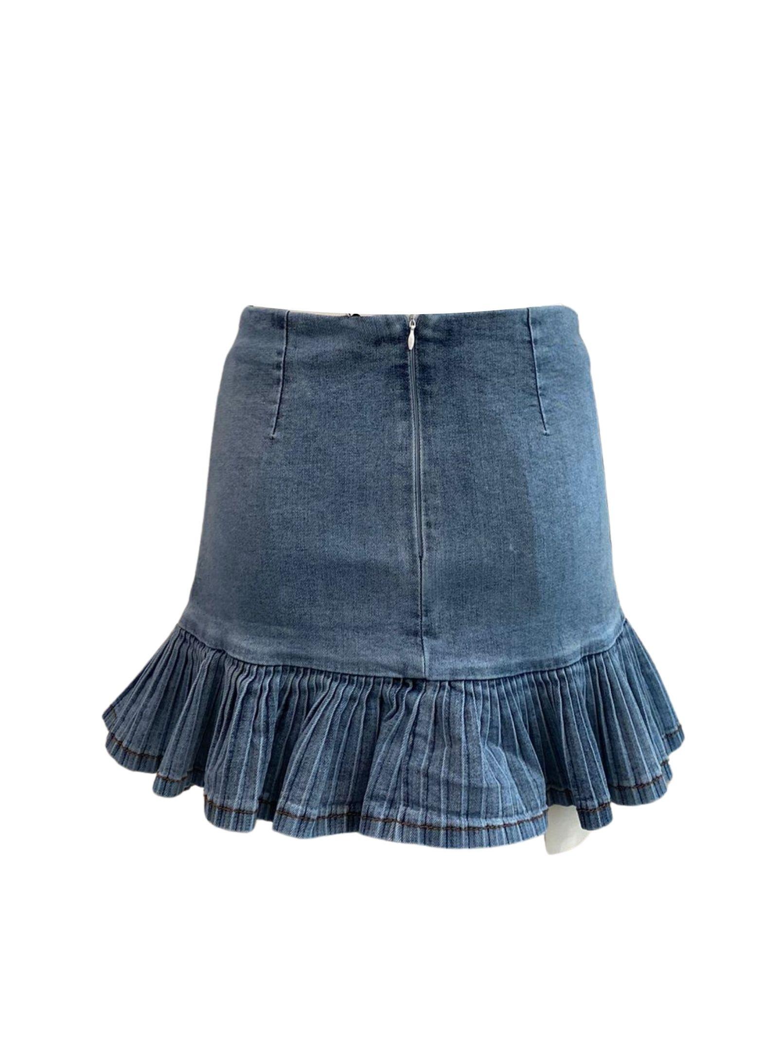 TPN | Skirt | NELIADENIM
