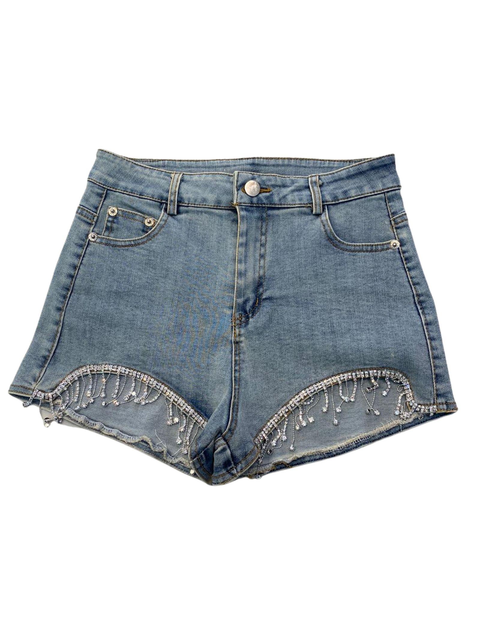 TPN | Shorts | RAQUELDENIM