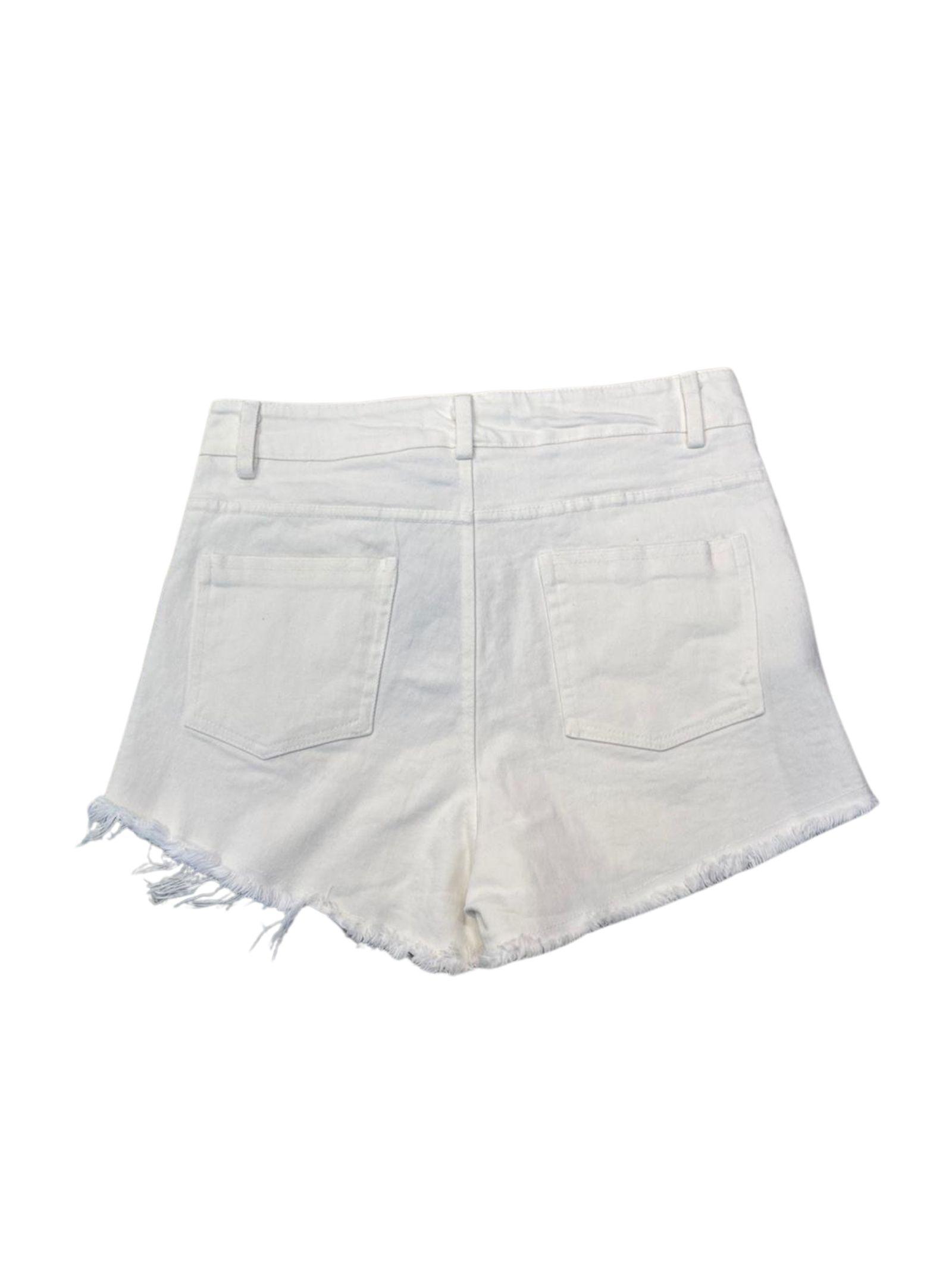TPN   Shorts   REMEDIOSWHT