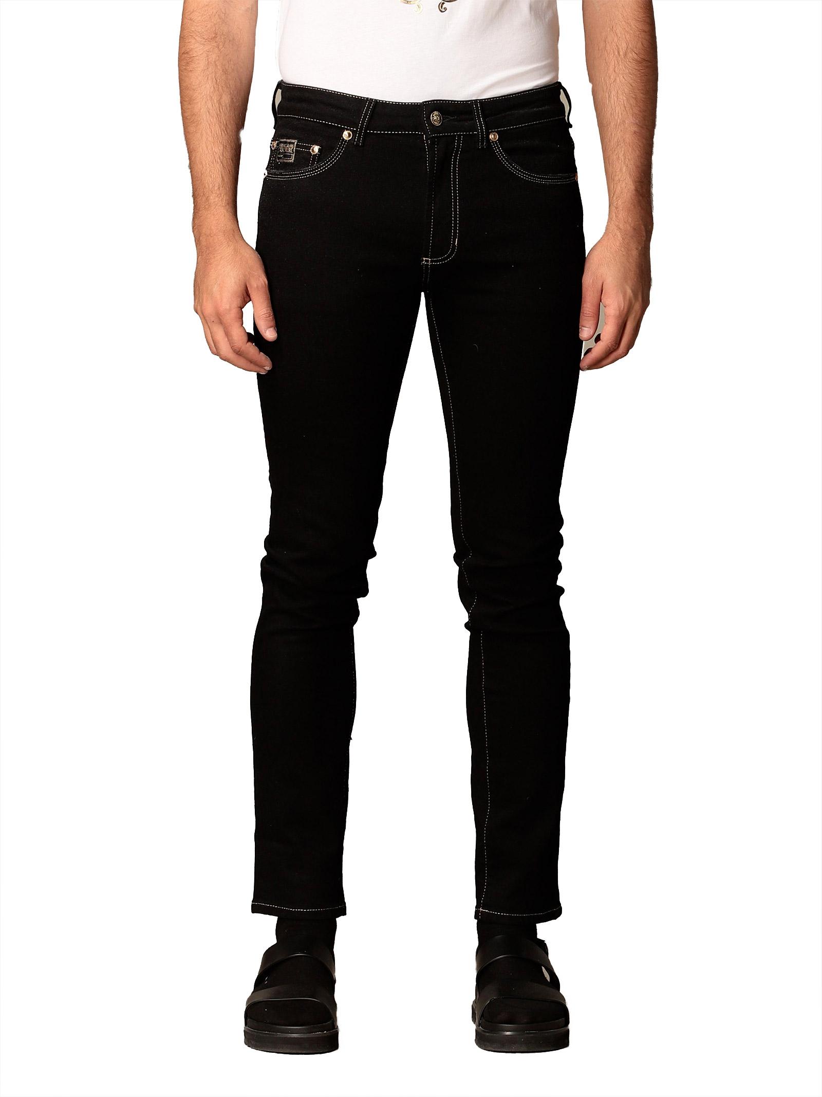 Jeans Regular Fit VERSACE JEANS | Pantalone | A2 GWA0KIALL4P 899