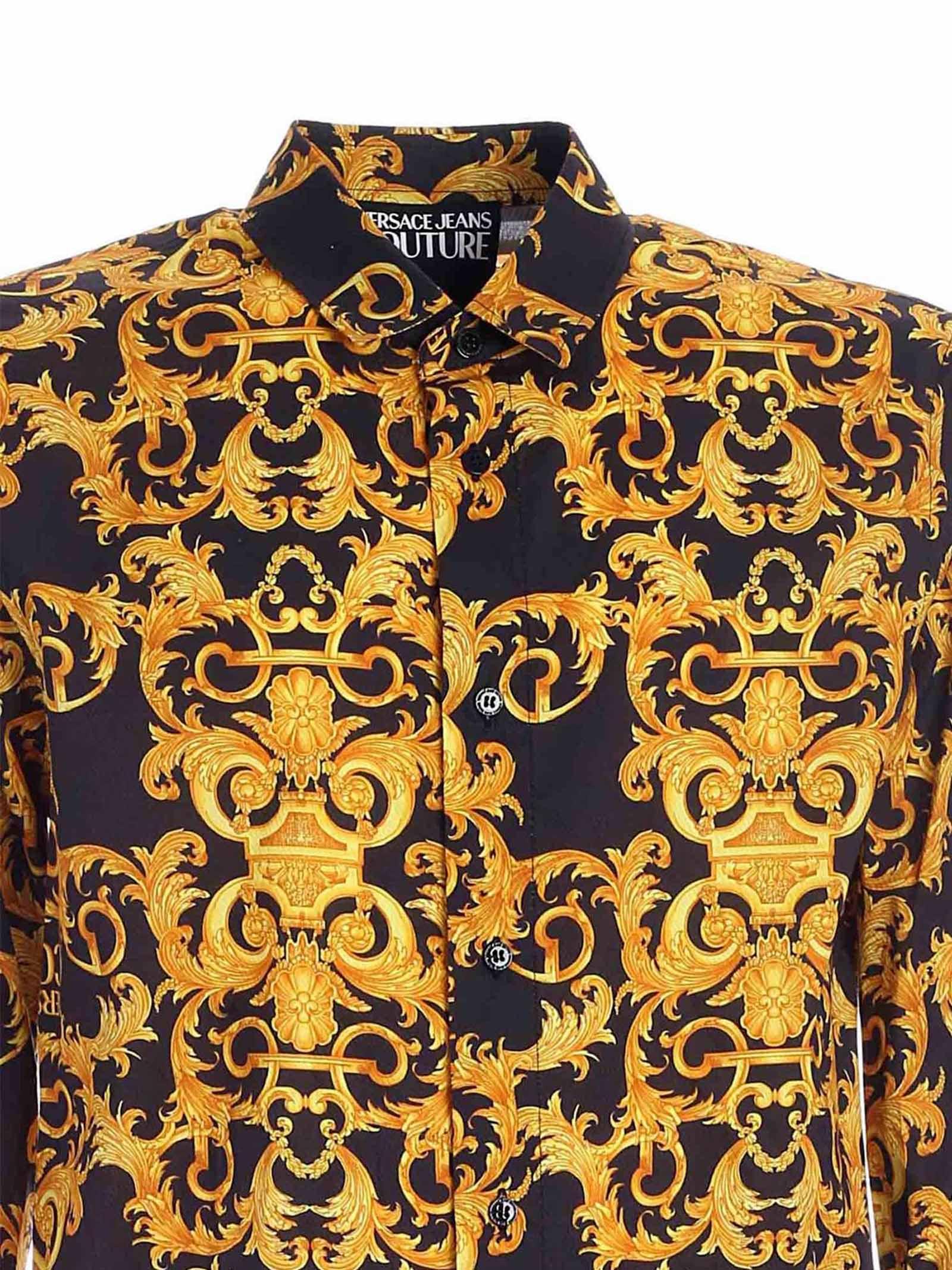Camicia  Slim Fit VERSACE JEANS | Camicia | B1 GWA6S0S0152 899
