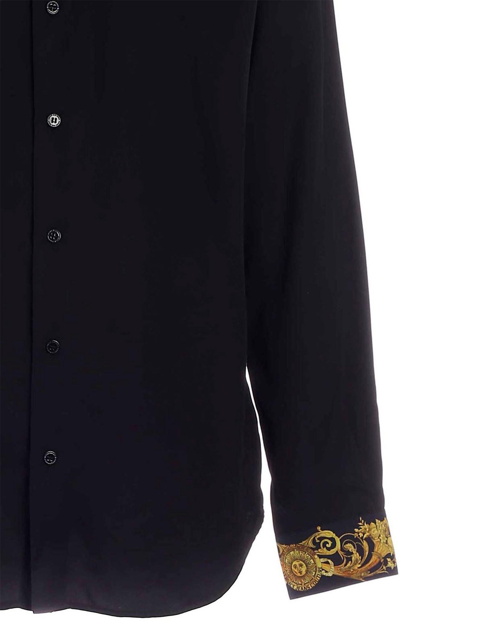 Camicia  Slim Fit VERSACE JEANS | Camicia | B1 GWA6S307619 899