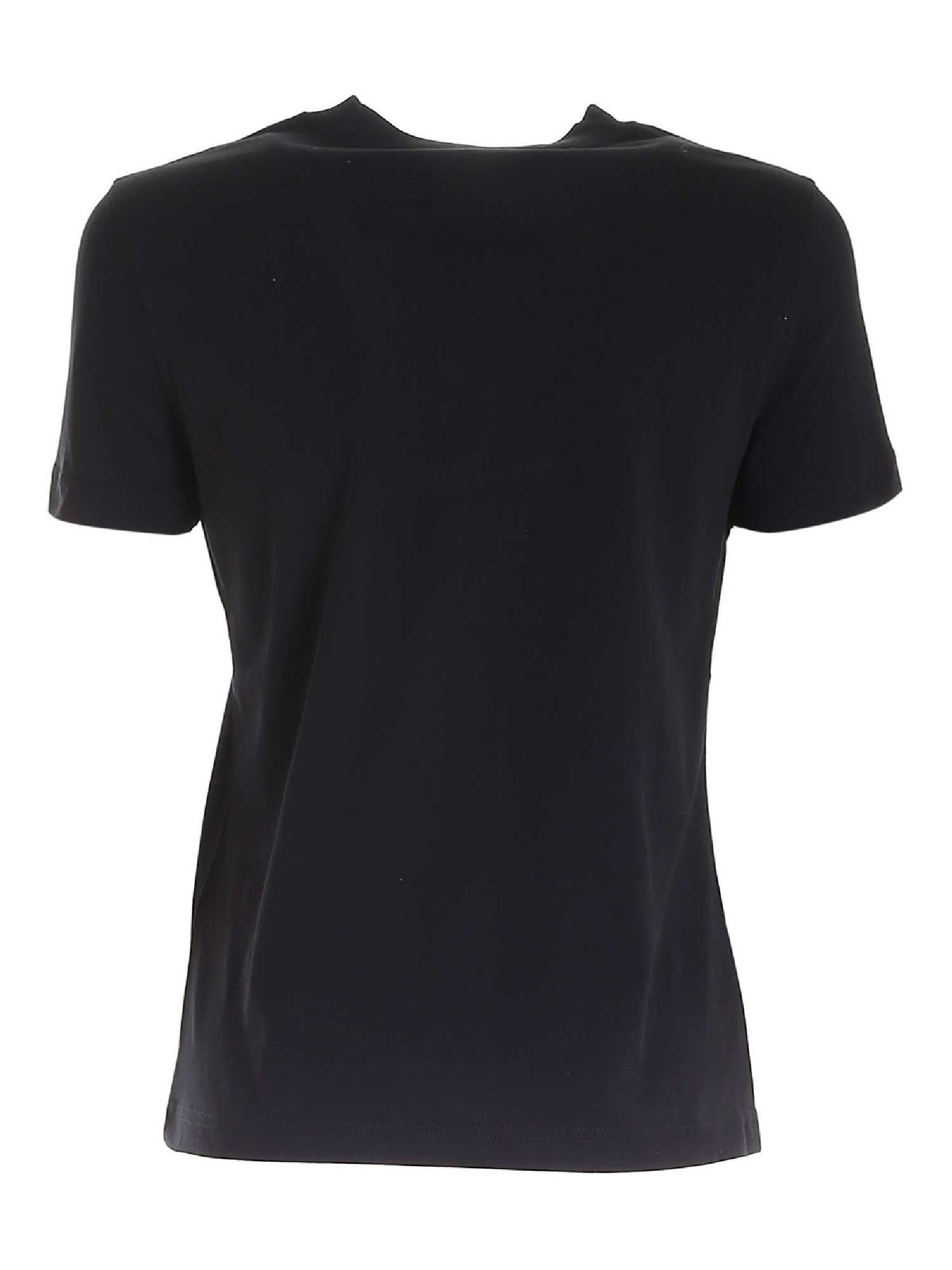 T-shirt con stampa VERSACE JEANS | T-shirt | B2HWA7KA30457899