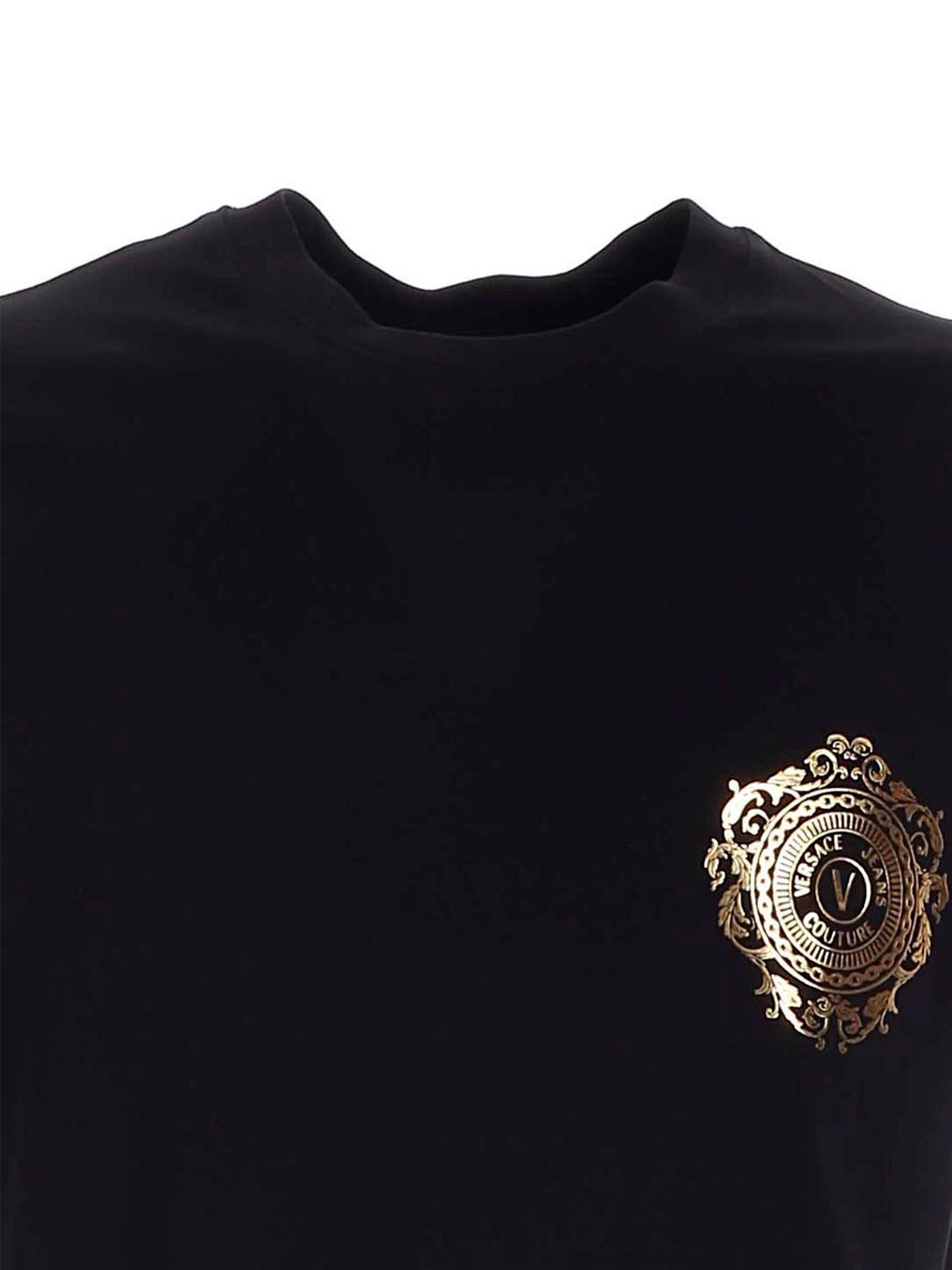 T-shirt Maniche Corte VERSACE JEANS | T-shirt | B3 GWA71F30454 K42