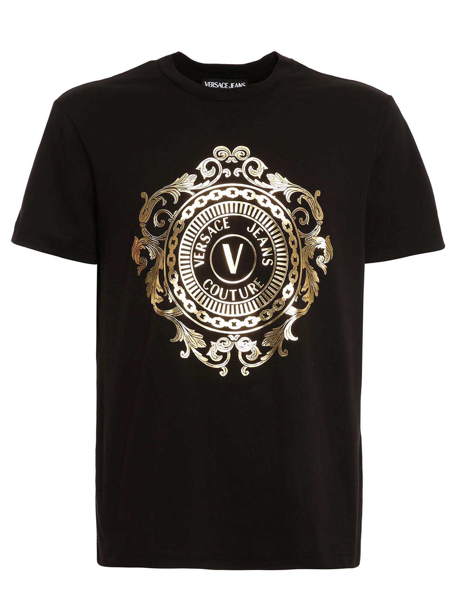 T-shirt Maniche Corte VERSACE JEANS   T-shirt   B3 GWA74F30454 K42