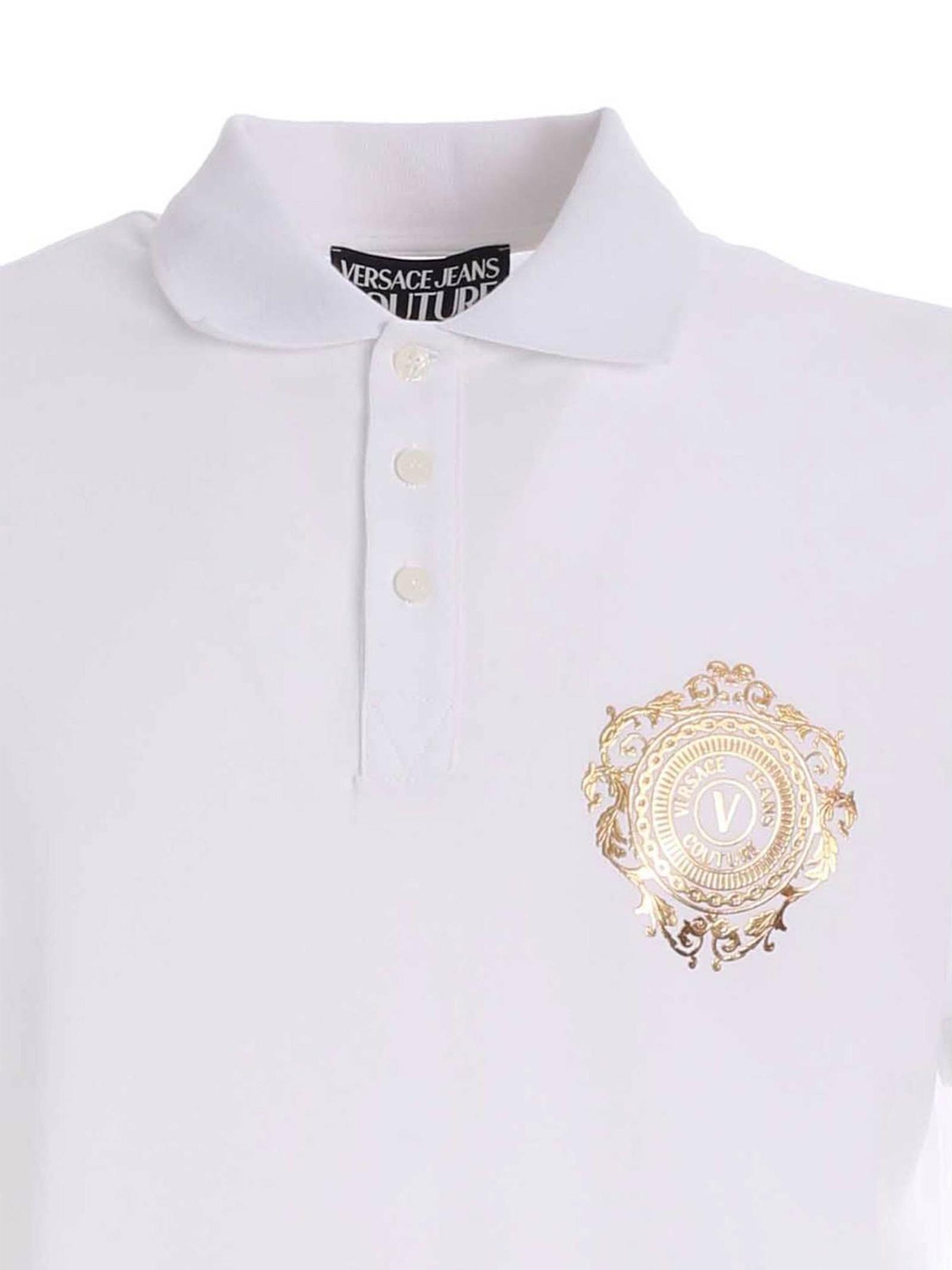 T-shirt Maniche Corte VERSACE JEANS | T-shirt | B3 GWA75F30455 K41