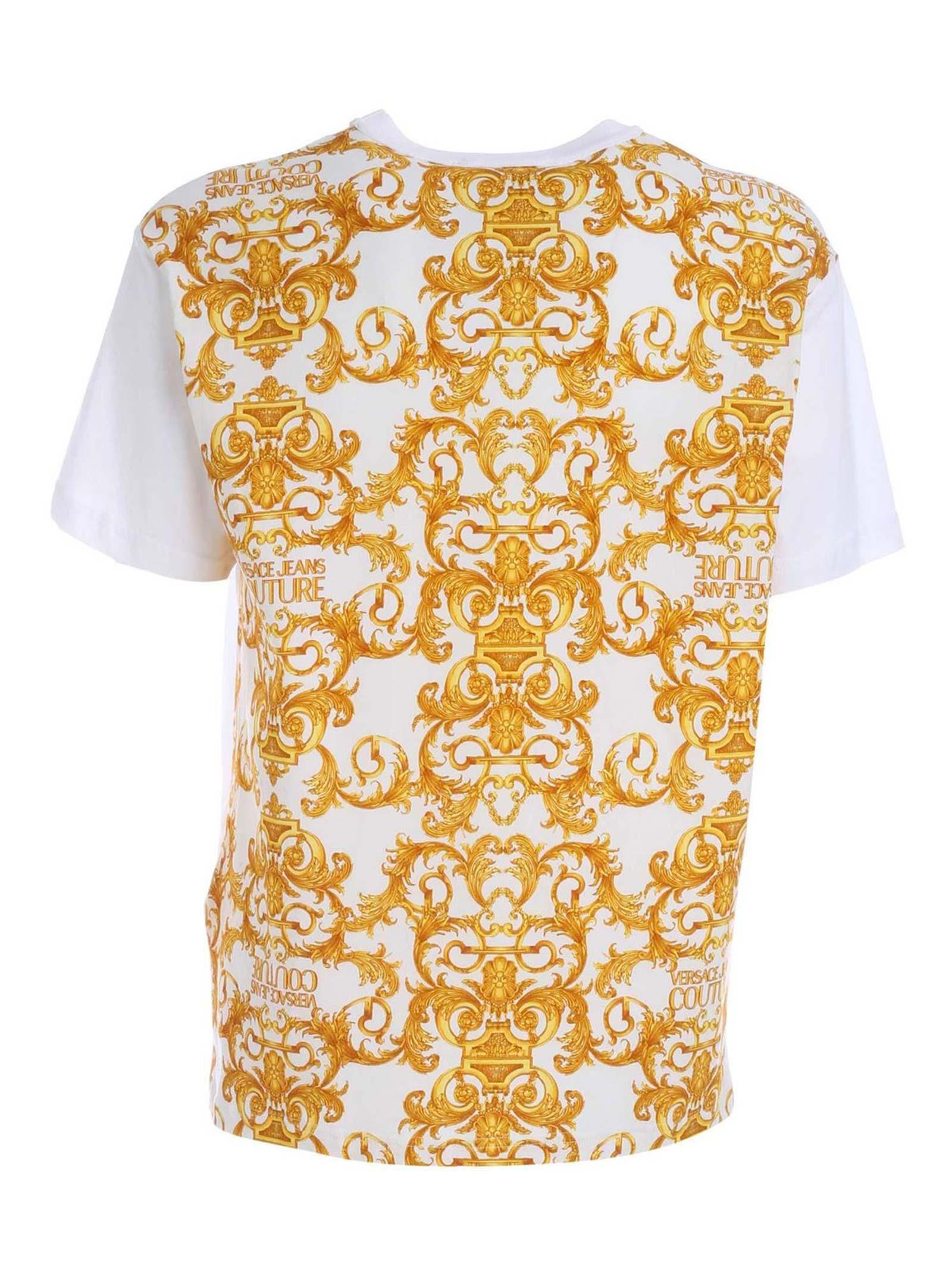 T-shirt Maniche Corte VERSACE JEANS | T-shirt | B3 GWA7R1S0155 003