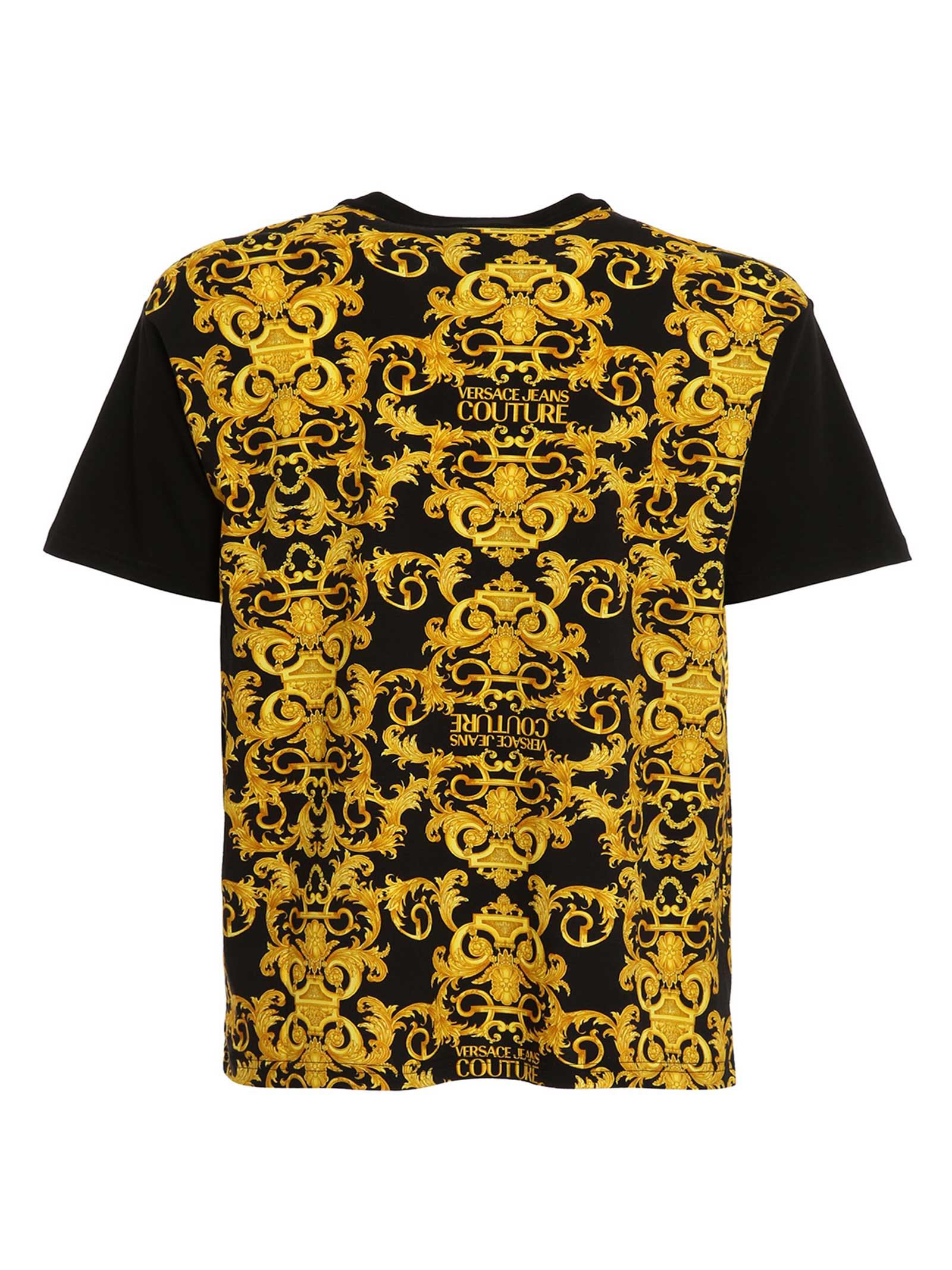 T-shirt Maniche Corte VERSACE JEANS | T-shirt | B3 GWA7R1S0155 899