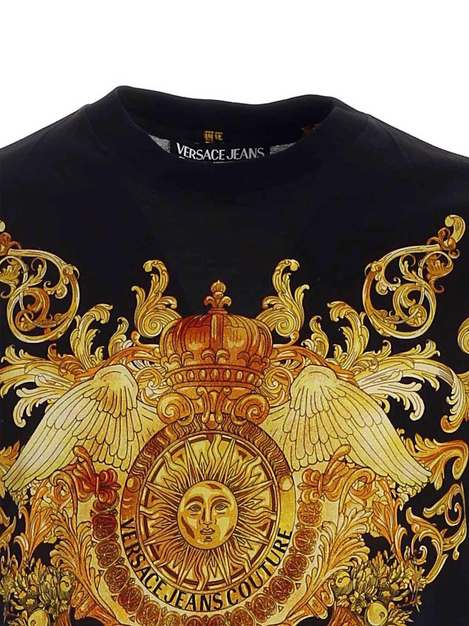 VERSACE JEANS | T-shirt | B3 GWA7S1S0274 899