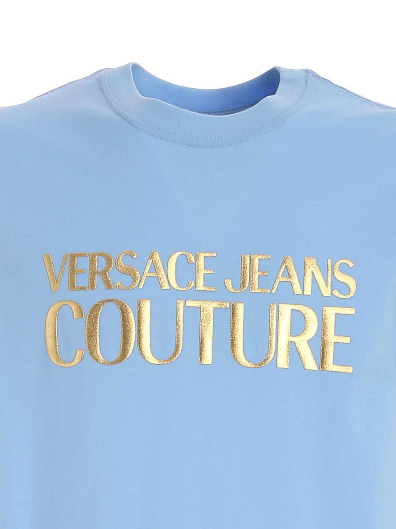 T-shirt Maniche Corte VERSACE JEANS   T-shirt   B3 GWA7TB30319 216