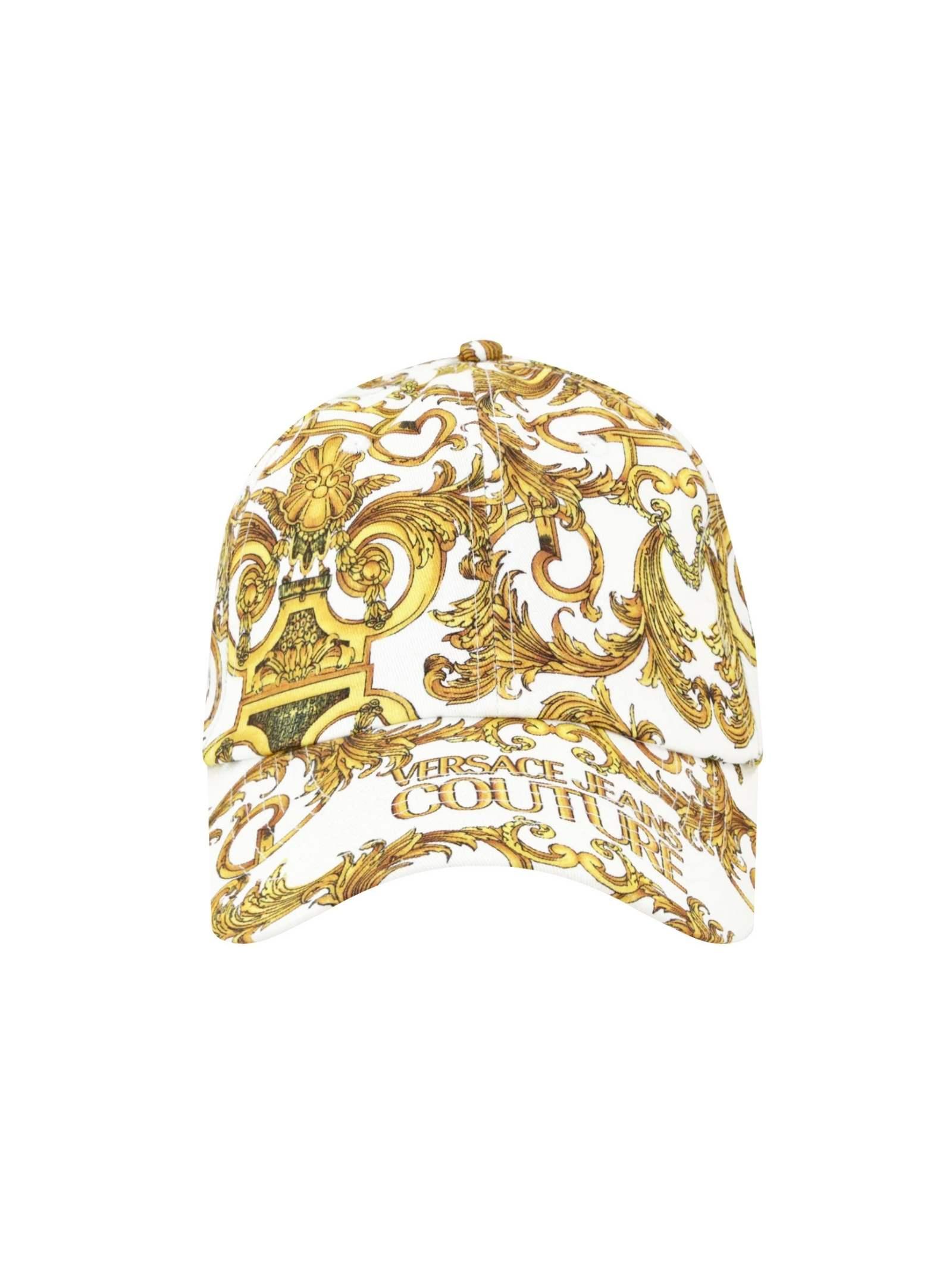 Cappello con visiera VERSACE JEANS   Cappello   E8 VWAK1380156 MCI