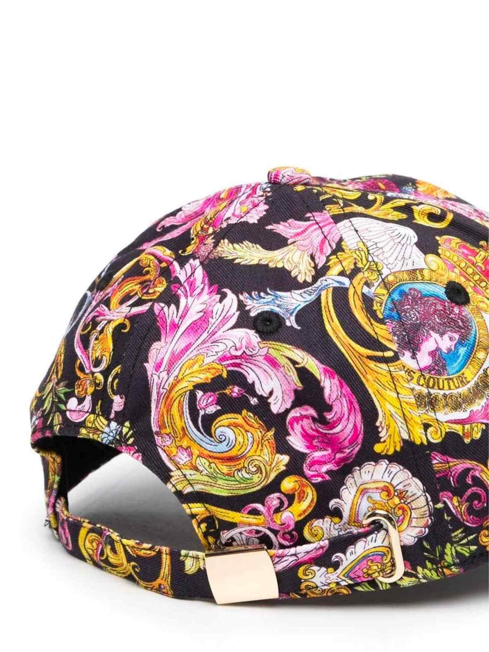 Cappello con visiera VERSACE JEANS   Cappello   E8 VWAK1480157 M09