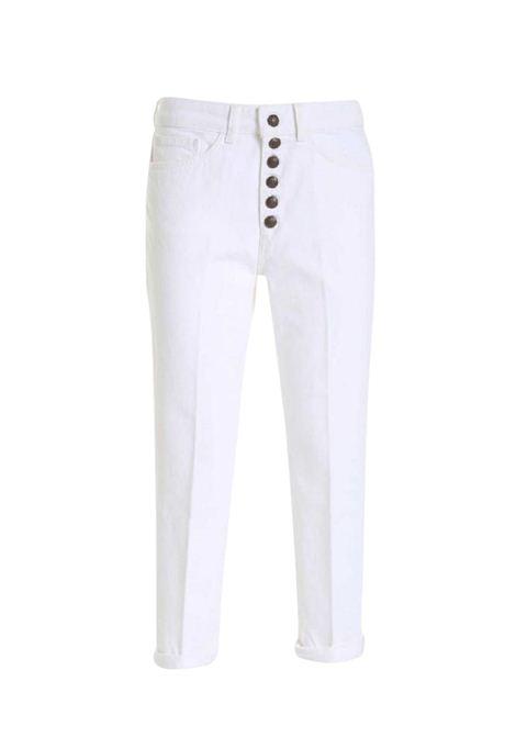 pantalone koons gioiello DONDUP | Pantalone | DP268B BS0033DPTD