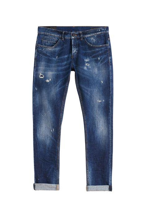 pantalone george DONDUP | Pantalone | UP232 DS0257UBP8