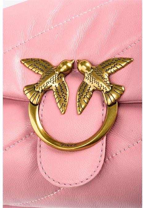 love mini puff maxy quilt PINKO | Borsa | 1P22B1 Y6Y3P66