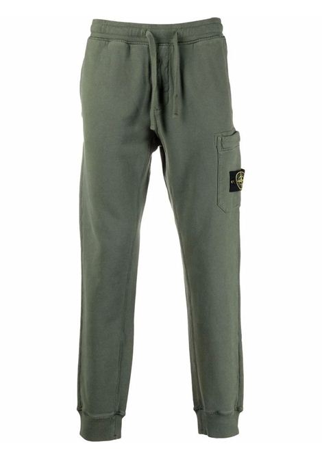 pantalone fleece STONE ISLAND | Pantalone | 751564520V0055