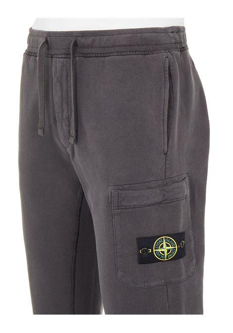 pantalone fleece STONE ISLAND | Pantalone | 751564520V0065