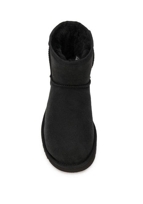 mini classic black UGG | Stivali | UGMCLMBK1002072MBLACK