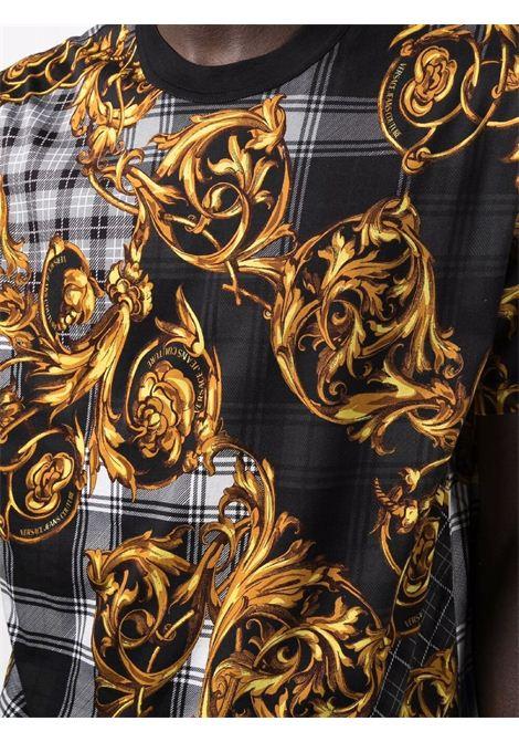 VERSACE JEANS | T-shirt | 71GAH6R6 JS025G80