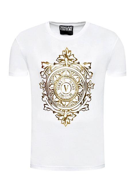 VERSACE JEANS | T-shirt | 71GAHF05 CJ00FG03