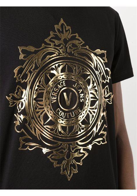 VERSACE JEANS | T-shirt | 71GAHF05 CJ00FG89