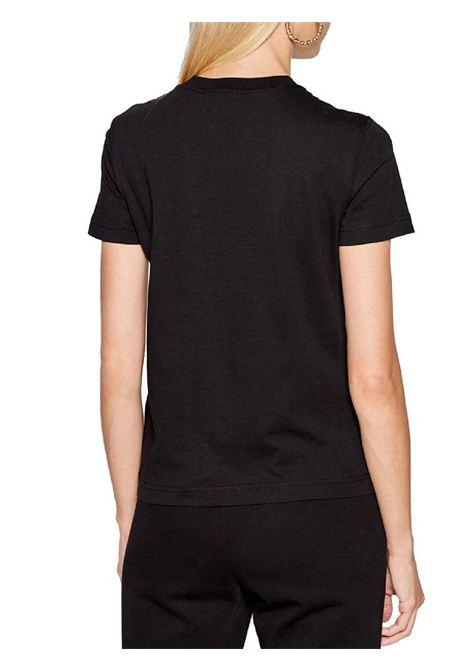 t-shirt maniche corte e stampa VERSACE JEANS   T-shirt   71HAHF06 CJ00FG89