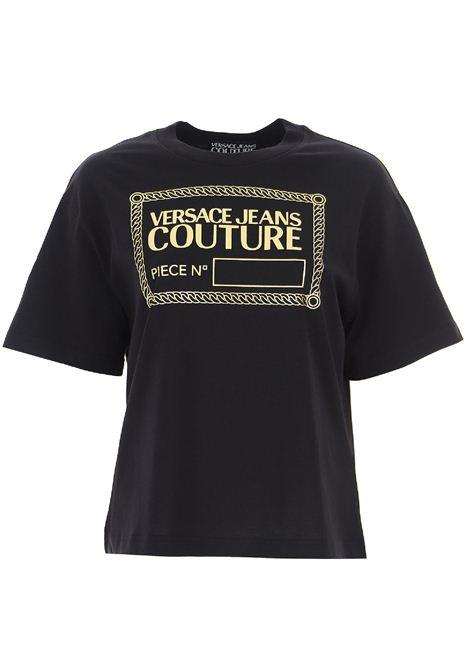VERSACE JEANS | T-shirt | 71HAHT13 CJ00TG89