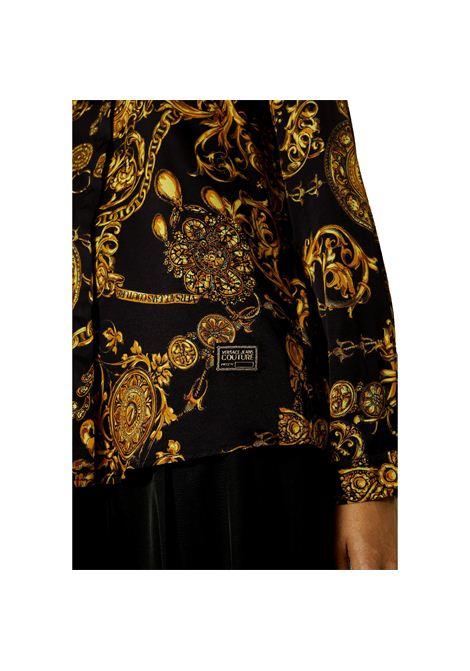 camicia con stampa VERSACE JEANS | Camicia | 71HAL201 NS007G89