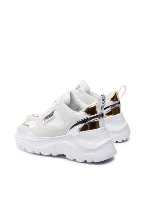 sneakers speedtrack VERSACE JEANS | Scarpe | 71VA3SC2 ZP002003