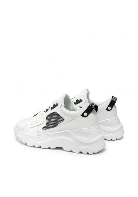 sneaker chunky con logo applicato VERSACE JEANS | Scarpe | 71YA3SC4 71604003