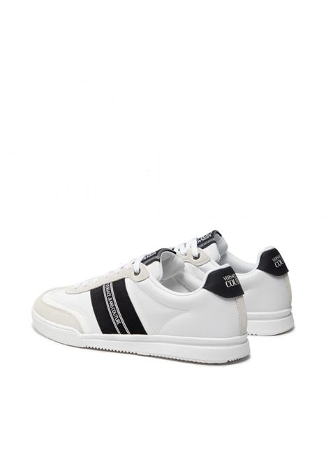 sneaker spinner VERSACE JEANS | Scarpe | 71YA3SO1 ZS093003