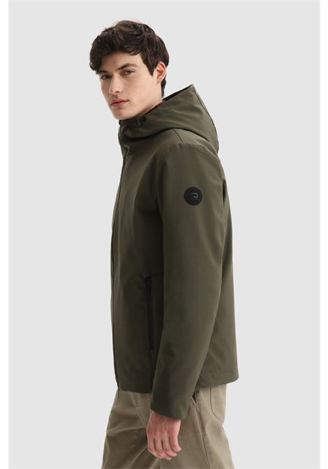 pacific soft shell jacket WOOLRICH | Giubbino | CFWOOU0500MRUT2735614