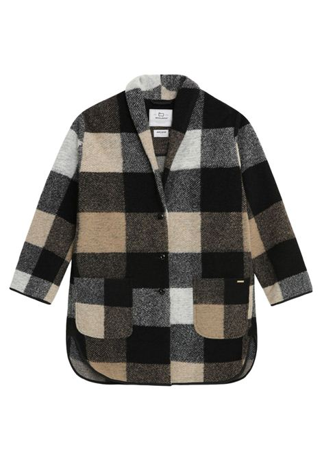gentry coat WOOLRICH | Cappotto | CFWWOS0042 FRUT27492131