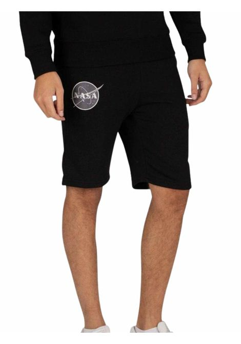 Shorts in black suit ALPHA INDUSTRIES | Shorts | 116362A03