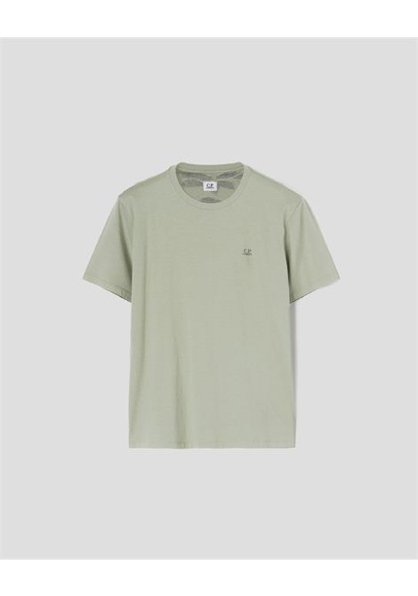T- shirt con Stampa C.P. COMPANY | T-shirt | MTS037A00 5100W631