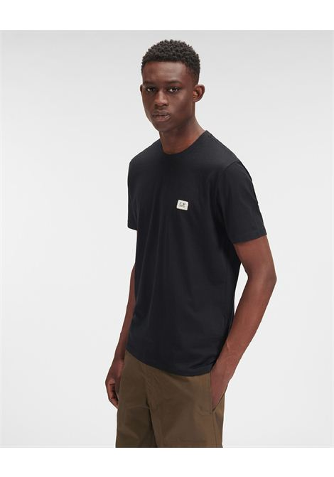 T- shirt con Stampa C.P. COMPANY | T-shirt | MTS063A00 5100W999