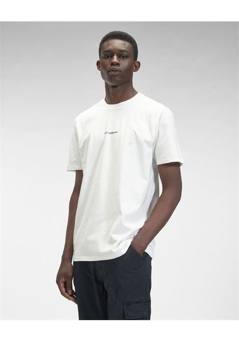 T-shirt in cotone C.P. COMPANY | T-shirt | MTS213A00 6011W103