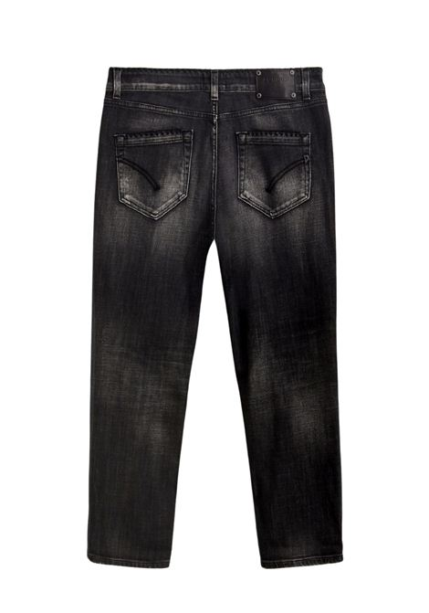Jeans nero stone washed DONDUP | Jeans | DP268B DS0272DBC7