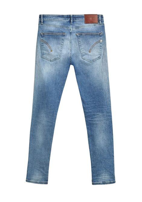Skinny jeans blu chiari DONDUP | Pantalone | DP450 DS0290AZ5
